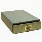 Ebury Drawer - Helix Green