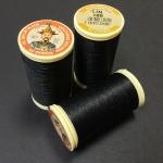 French Linen Black 180