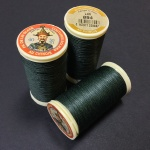 French Linen Dark Green 894