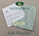 Gift Voucher £30