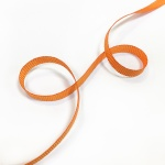 Grosgrain Ribbon 6mm Orange