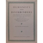 Humanists and Bookbinders...