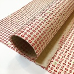 Nepali Paper Red Circles