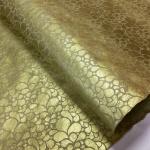 Nepali Paper Teardrop - Gold
