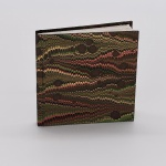 Notebook - Marbled Green Comb