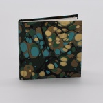 Notebook - Marbled Malachite