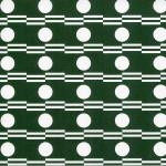 Ola Paper Benita Print - Green
