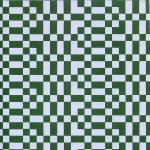 Ola Paper Otti Print - Green