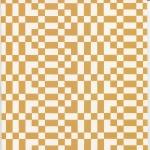 Ola Paper Otti Print - Mustard