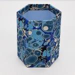Pencil Pot - Blue Spot