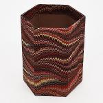 Pencil Pot - Red Comb