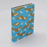Pocket Journal Blank Cranes