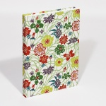 Pocket Journal Blank Flower