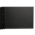 Portfolio Album - Black A3L