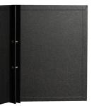 Portfolio Album - Black A3P