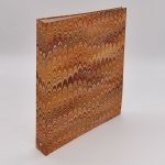 Ring Binder - SAFFRON WAVE