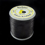 Linen Sewing Thread 18/3 Black