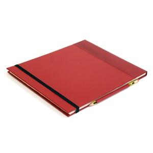Traveller's Sketchbook Red