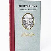 Quotations of George Washington