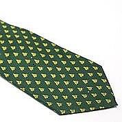 Grand Master's Green Neck Tie