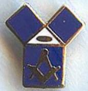 47th Problem Lapel Pin