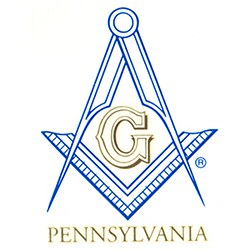 PA Mason Clear Decal