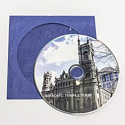 Masonic Temple Tour dvd