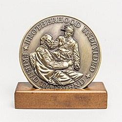 Friend to Friend Rededication Medallion