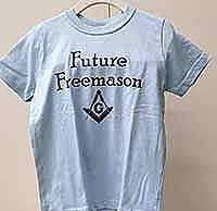 Future Freemason baby tee 4T