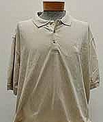 Stone Golf Shirt Large