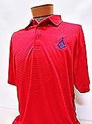 Golf Shirt Cool & Dry Red