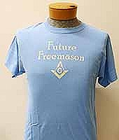 Future Freemason Youth Tee Lar