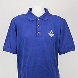 Royal Blue Golf Shirt