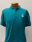 Jade Golf Shirt Large
