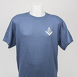 Indigo Blue Tee Shirt