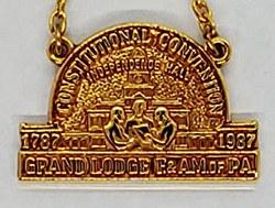 Tie Chain Constitution 200th