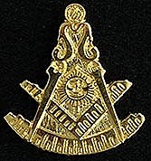 Past Master's (non-PA) pin