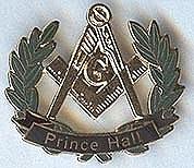 Prince Hall Lapel Pin