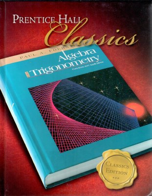Algebra & Trig PH EXCELLENT