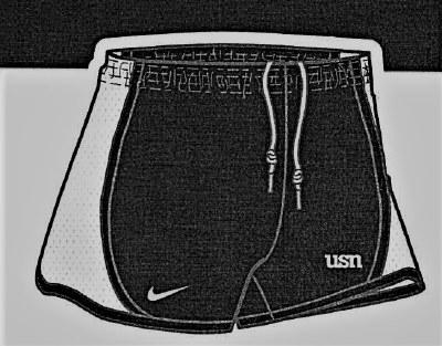 Girls Nike Shorts Small