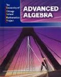 Advanced Algebra NEW