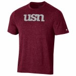 Field Day Tee Maroon Small