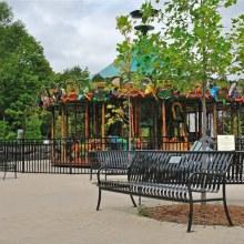 Carousel Bench Plaque