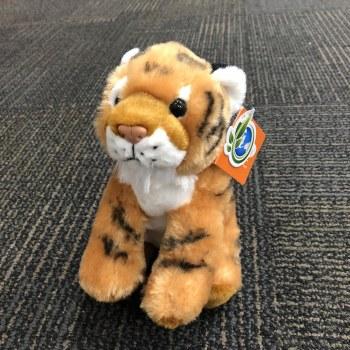"8"" Tiger Plush"
