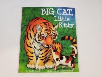Big Cat, Little Kitty
