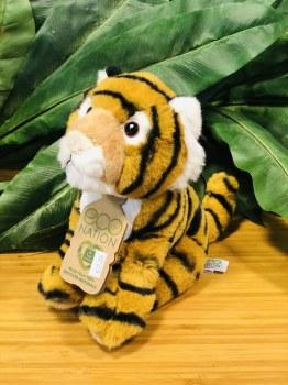 Eco Nation Tiger Plush