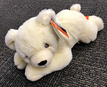 Ecokins Polar Bear Plush Member Price
