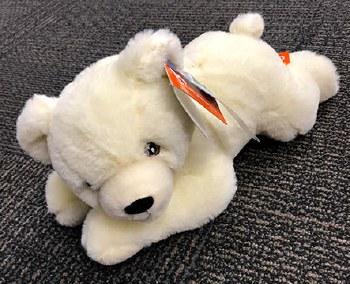 Ecokins Polar Bear Plush