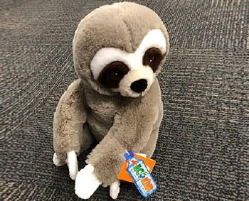 Ecokins Sloth Plush Member Price