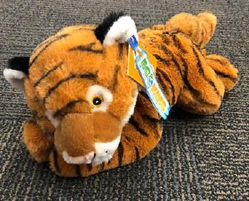Ecokins Tiger Plush Member Price